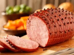 Roasted Ham