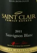Saint Clair label