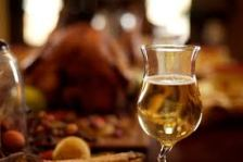 turkey with wine