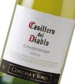 Casillero chard label