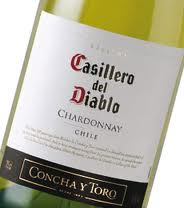 Casillero chard label