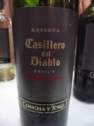 Devil label