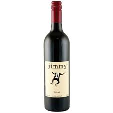 Jimmy Shiraz bottle