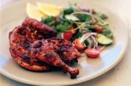 Portuguese style chicken