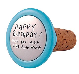 Birthday Wine Bucket List!  (1/6)