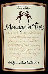 Manage a trois botle
