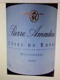 Pierre Amadieu label