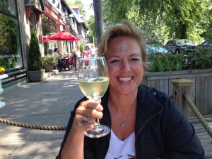 Sue discovers Riesling