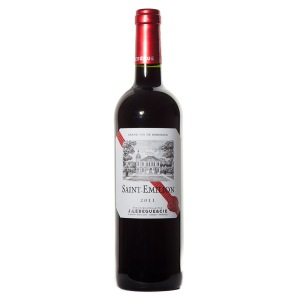 Saint Emilion bottle
