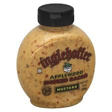Applewood smoked bacon mustard