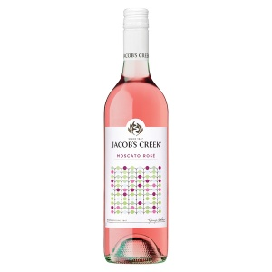 Jacob's Moscato Rose