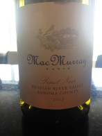Mac Murray wine