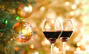 Christmas wine 1