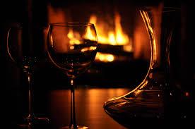 Wine and winter