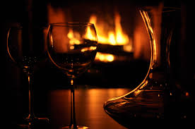 Wine and winter