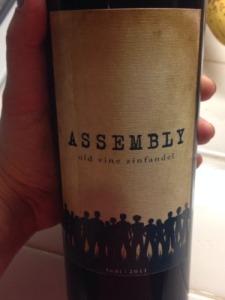 Assembly Old vine