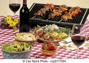 Wine BBQ 2