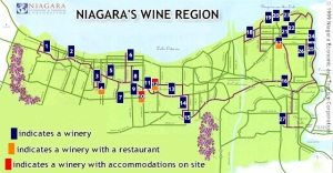 Niagara wine region