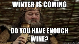 wine-winter