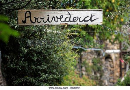 arrivederci-sign-b619kh