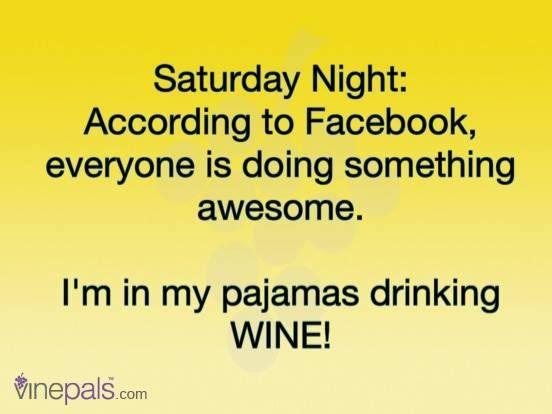 Wine Saturday 2