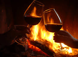 Wine in winter