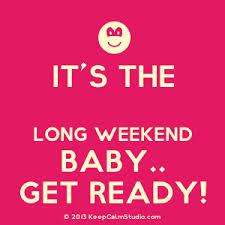 Long weekend 3