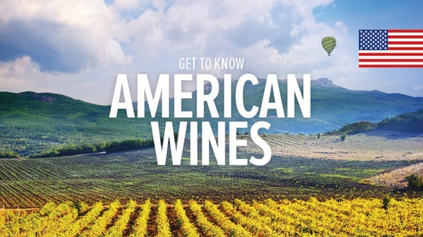 Hooray for Wines from the U.S.A.
