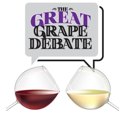 Image result for grape debate picture