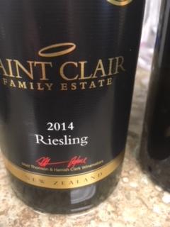 Saint Clair Riesling