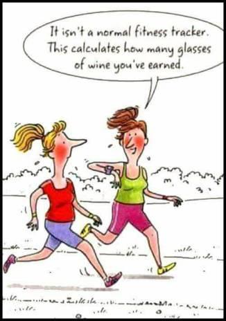 Wine Running