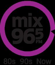 Mix 96-5 logo