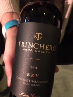 Festival of Wines Trinchero Napa Cab 2012