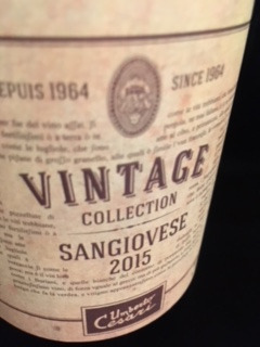 Festival of Wines Vintage Sangiovese
