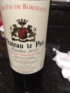 wine saint bordeaux