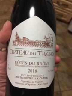 wine saint trigan