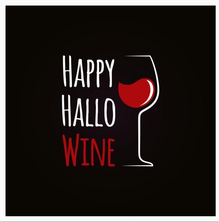 Wine Halloween 2