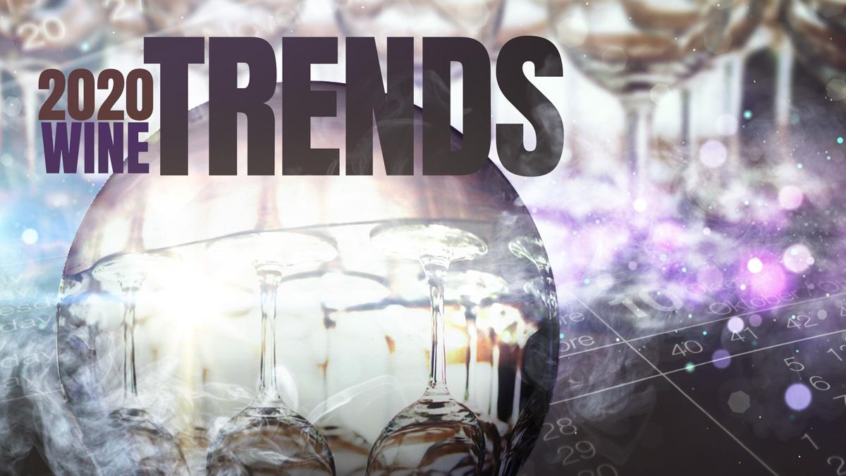 2020 wine trends